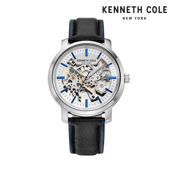 [케네스콜 KENNETH COLE] KC50776001 오토매틱 남성용 가죽시계 42.5mm 타임메카