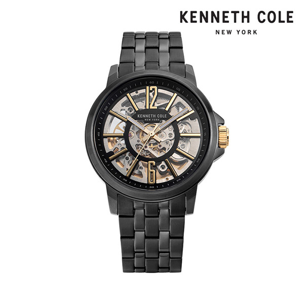 [케네스콜 KENNETH COLE] KC50779012 오토매틱 남성용 메탈시계 43mm 타임메카