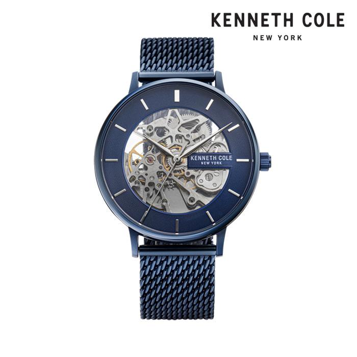 [케네스콜 KENNETH COLE] KC50780003 오토매틱 남성용 메탈시계 43mm 타임메카