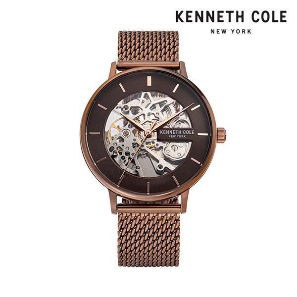 [케네스콜 KENNETH COLE] KC50780004 오토매틱 남성용 메탈시계 43mm 타임메카