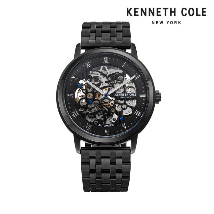[케네스콜 KENNETH COLE] KC50920003A 오토매틱 남성용 메탈시계 43mm 타임메카