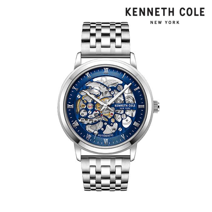 [케네스콜 KENNETH COLE] KC50920004 오토매틱 남성용 메탈시계 43mm 타임메카