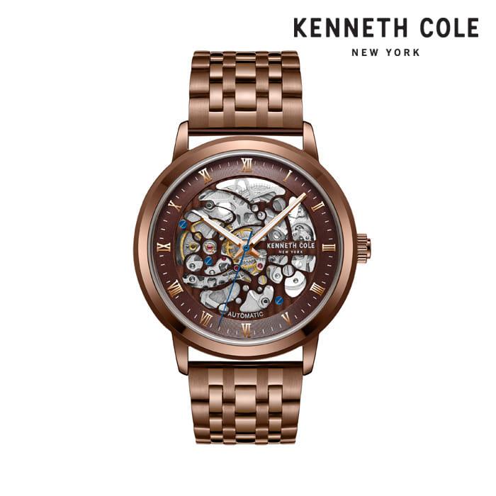 [케네스콜 KENNETH COLE] KC50920005 오토매틱 남성용 메탈시계 43mm 타임메카