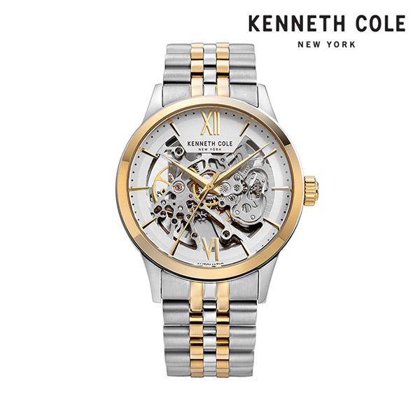 [케네스콜 KENNETH COLE] KC50983002 오토매틱 남성용 메탈시계 43mm 타임메카