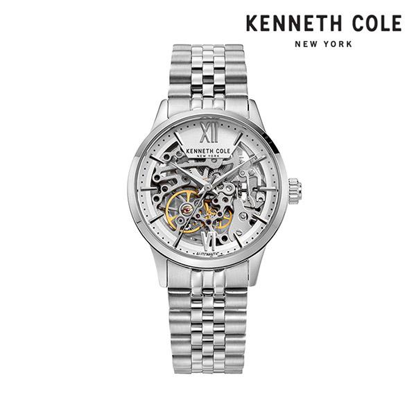 [케네스콜 KENNETH COLE] KC50984004 오토매틱 남성용 메탈시계 43mm 타임메카