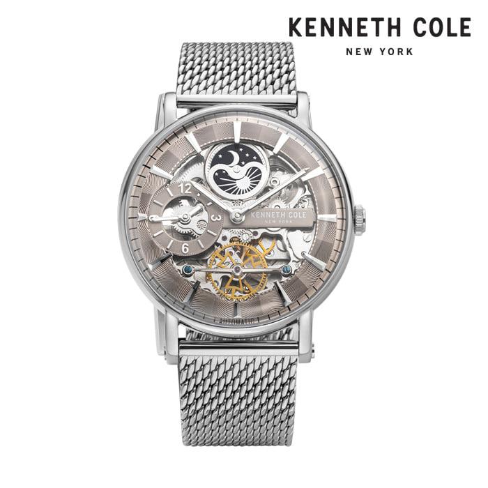 [케네스콜 KENNETH COLE] KC51093002 오토매틱 남성용 메탈시계 44mm 타임메카