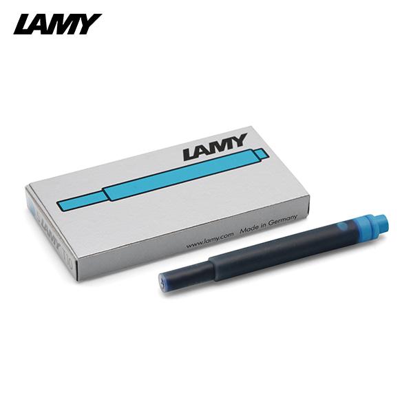 [라미 LAMY] 1602741 / T10 청록색 잉크 카트리지 TURQ 타임메카