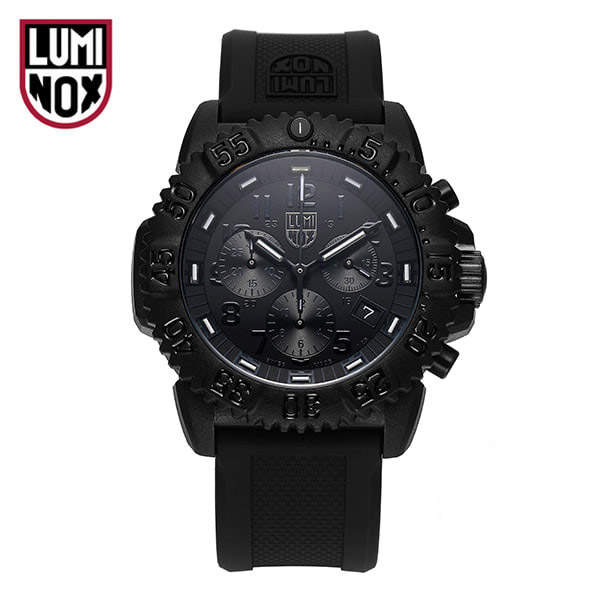 [루미녹스시계 LUMINOX] A.3081.BO / XS.3081.BO.1 (3081.BO / A.3081.BO) LUMINOX BLACK OUT 44mm