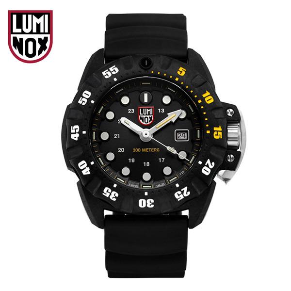 [루미녹스시계 LUMINOX] XS.1555 / Scott Cassel Deep Dive 1550 시리즈 남성용 우레탄시계 45mm