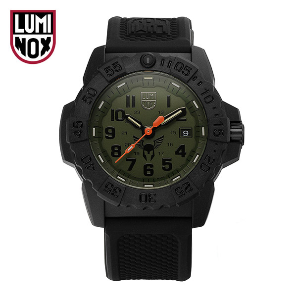 [루미녹스시계 LUMINOX] XS.3501.BO.TV.SET / XS.3501.BO.TV Tough Viking 그린 블랙 45mm