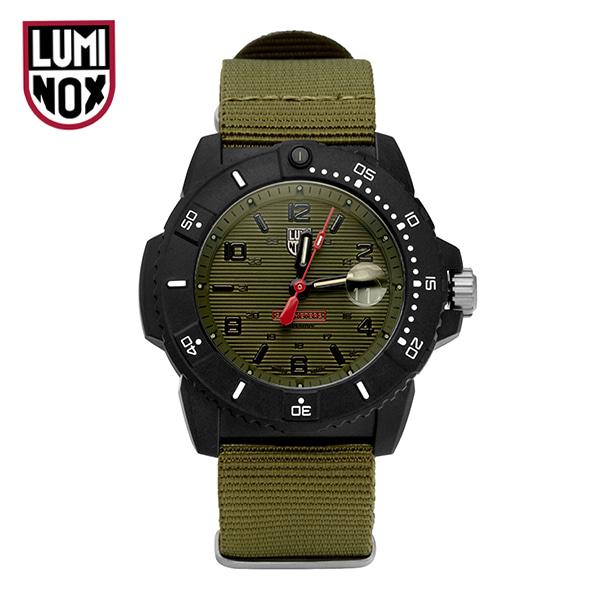 [루미녹스시계 LUMINOX] XS.3617.SET (3617.SET) / SEA 네이비 씰 3600 남성용 나토&우레탄시계 45mm 타임메카