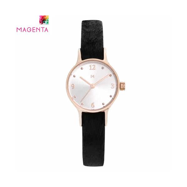 [마젠타 MAGENTA] MG887.02.206 / 여자 가죽 시계 홍진영 CF 착용 모델