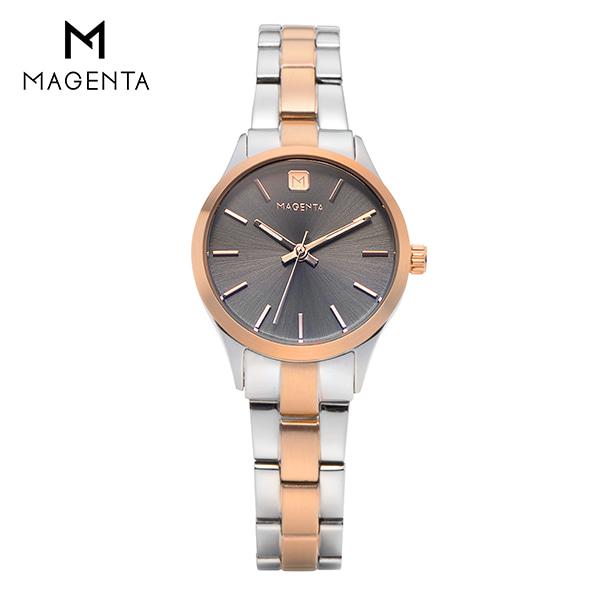 [마젠타 MAGENTA] MG888L.02.RG.MT / 여성 메탈 시계