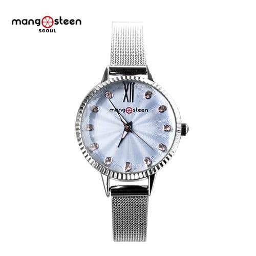 [망고스틴 MANGO STEEN] MS515B 다나스 DANAS 여성용 메탈시계 28X36mm 하백의신부 협찬 시계! [한국본사정품]
