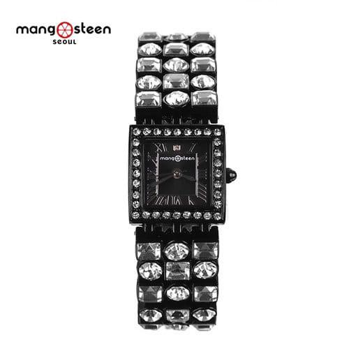 [망고스틴 MANGO STEEN] MS516D 상우 SANVU 여성용 메탈시계 21.5X22mm 하백의신부 협찬시계 [한국본사정품]
