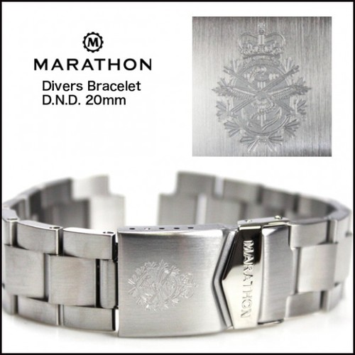 [마라톤 MARATHON] WW005005DND 20mm / TSAR, GSAR Dive Bracelet Canadian Forces