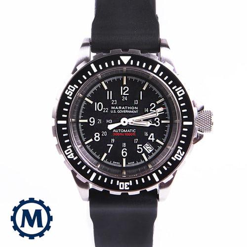 [마라톤 MARATHON] WW194006 / GSAR Automatic 300m Divers
