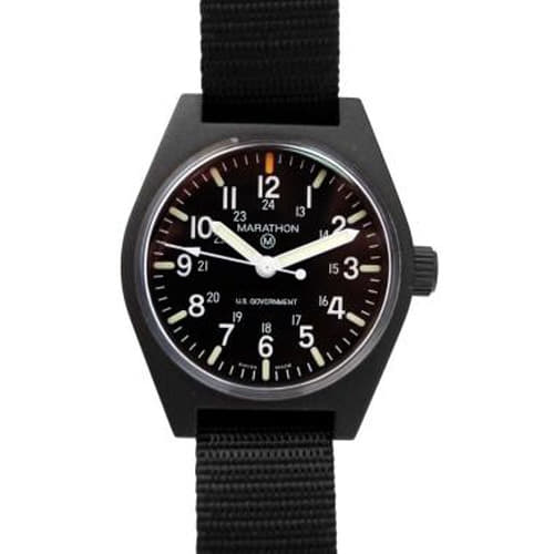 [마라톤 MARATHON] WW194009 / General Purpose, Quartz with Maraglo