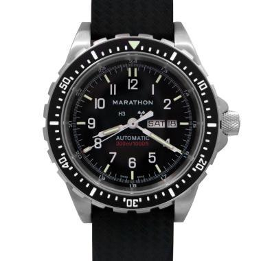[마라톤 MARATHON] WW194021 / JDD J-SAR Divers 300m Tritium Mechanical Automatic