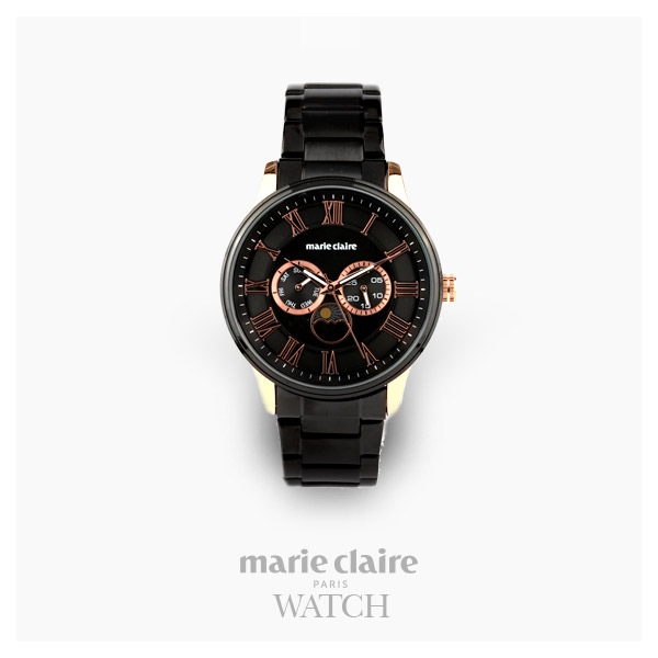 [마리끌레르시계 MARIECIAIRE] MC201683BGB 국내본사 정품 38mm 메탈 시계