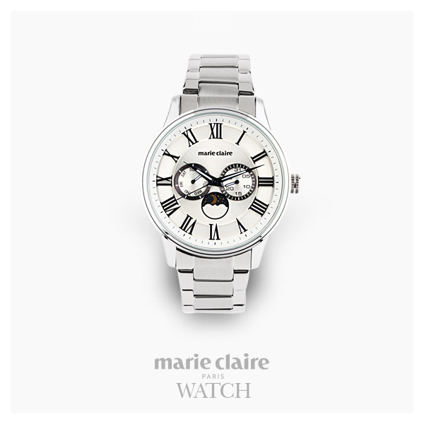 [마리끌레르시계 MARIECIAIRE] MC201683SBS 국내본사 정품 38mm 메탈 시계