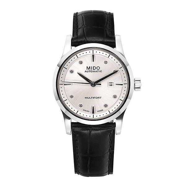[MIDO 미도] M005.007.16.036.20 (M0050071603620) / 멀티포트 Multifort Automatic Lady 31mm