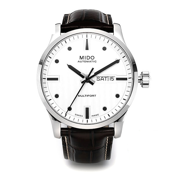 [MIDO 미도] M005.430.16.031.80 (M0054301603180) MULTIFORT Gent 남성용 42mm