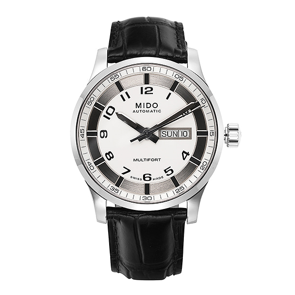 [MIDO 미도] M005.430.16.032.80 (M0054301603280) / 멀티포트 Multifort Automatic 42mm