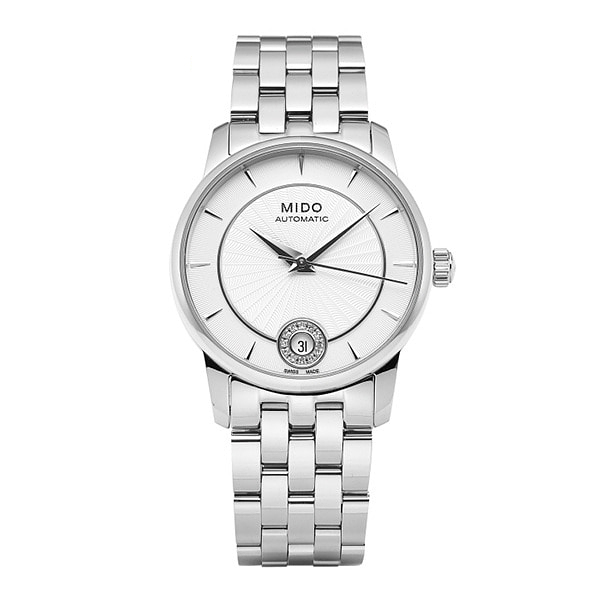 ☆-) [MIDO 미도] M007.207.11.036.00 (M0072071103600) / 바론첼리 Baroncelli Automatic Lady 33mm