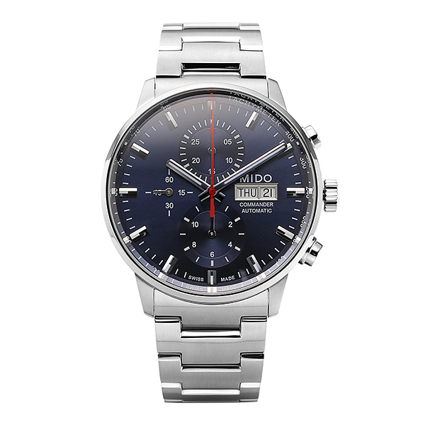 [미도 MIDO] M016.414.11.041.00 (M0164141104100) / COMMANDER II GENT 42.5mm 타임메카