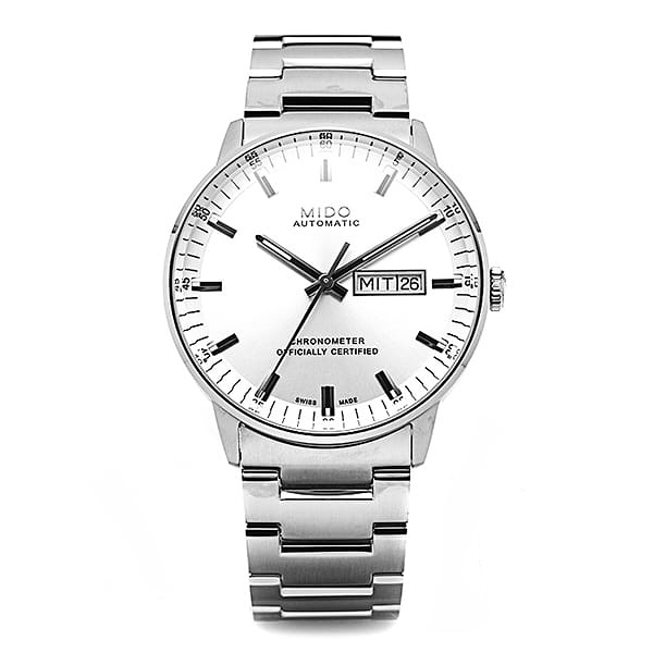 할로윈-) [MIDO 미도] M021.431.11.031.00 (M0214311103100) / COMMANDER II AUTOMATIC 40mm