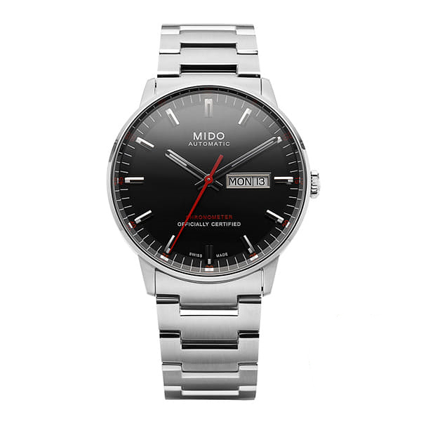 ☆-) [MIDO 미도] M021.431.11.051.00 (M0214311105100) / 커맨더 2 Commander II Automatic 40mm