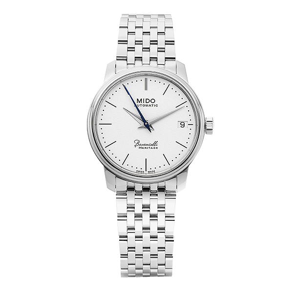 [MIDO 미도] M027.207.11.010.00 (M0272071101000) / 바론첼리 Belluna III Automatic Lady 33mm