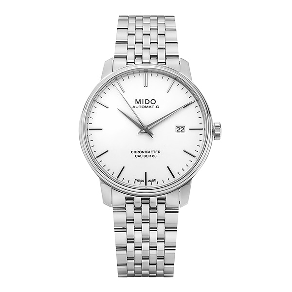 [MIDO 미도] M027.408.11.011.00 (M0274081101100) / 바론첼리 Belluna III Automatic Mens 40mm