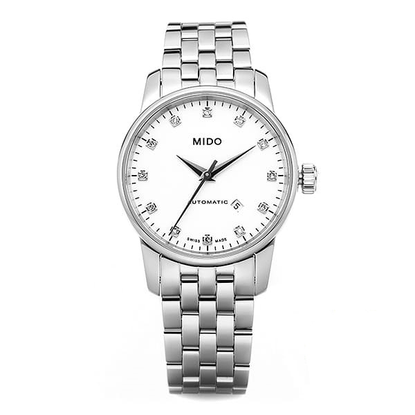 (졸업입학) [MIDO 미도] M7600.4.66.1 (M76004661) BARONCELLI AUTOMATIC 29mm