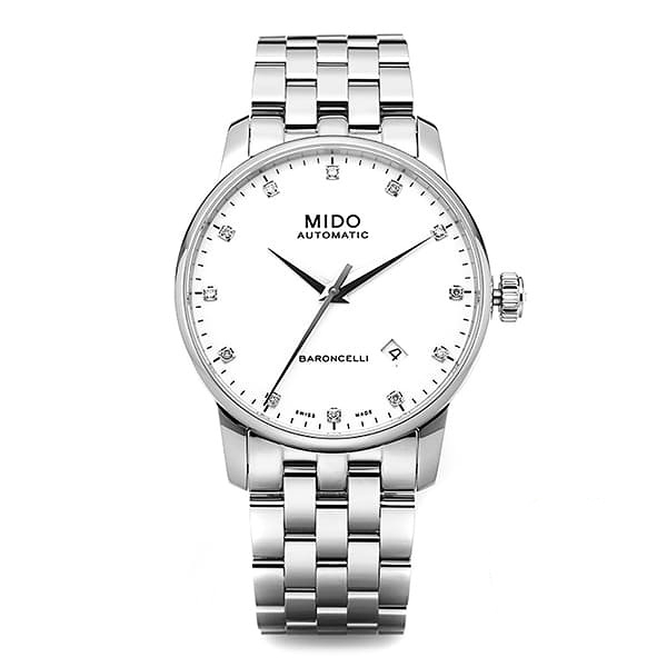 (졸업입학) [MIDO 미도] M8600.4.66.1 (M86004661) BARONCELLI II AUTOMATIC 38mm