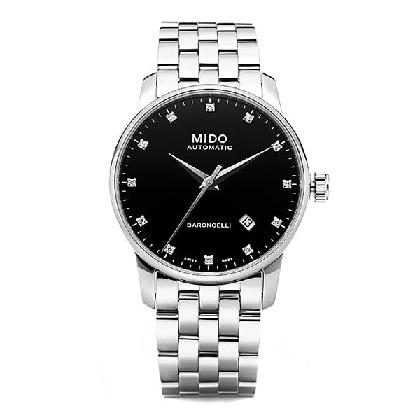 ☆-) [MIDO 미도] M8600.4.68.1 (M86004681) / BARONCELLI AUTOMATIC 38mm