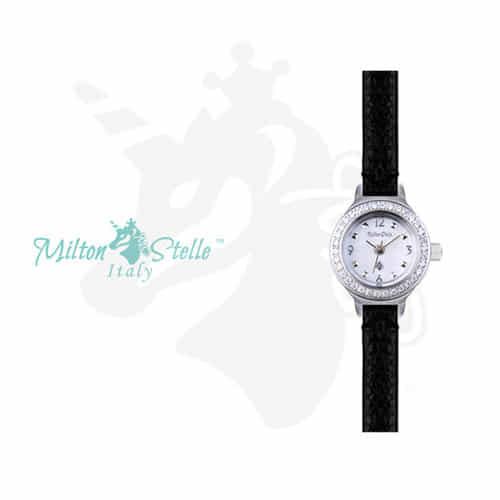 [밀튼스텔리시계 MILTONSTELLE] MS-104S 여성 가죽시계 / 굿닥터 김민서 착용시계