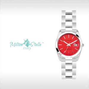 [밀튼스텔리시계 MILTONSTELLE] MS-127MSR 최고의연인 김유미 시계 제품구매시 한정수량이벤트 카드홀더 증정!!