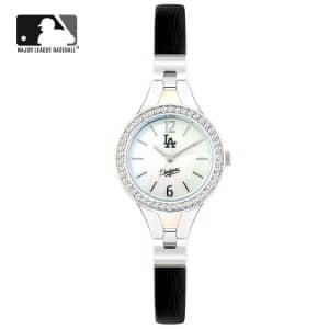 [엠엘비 MLB] MLB300LA-BK 여성용 가죽시계 30mm [본사정품]