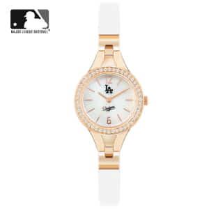 [엠엘비 MLB] MLB300LA-WT  여성용 가죽시계 30mm [본사정품]