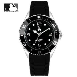 [엠엘비 MLB] MLB321LA-BK 남성용 우레탄밴드 43mm [본사정품]