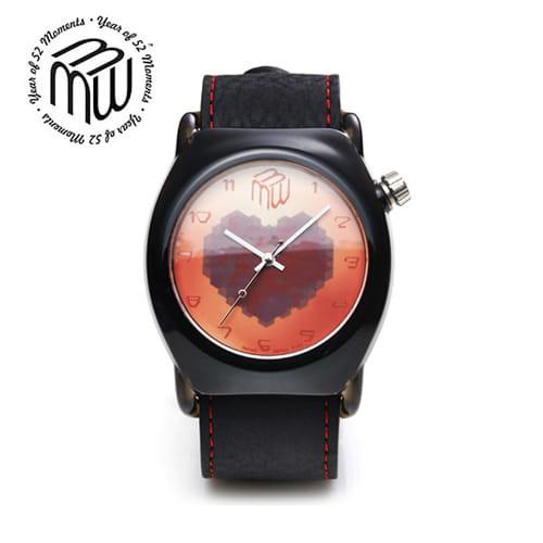 [모먼트워치시계 MOMENTS] MW5152R2 너를사랑한시간 하지원시계 발렌타인데이 선물 러브타임 44mm