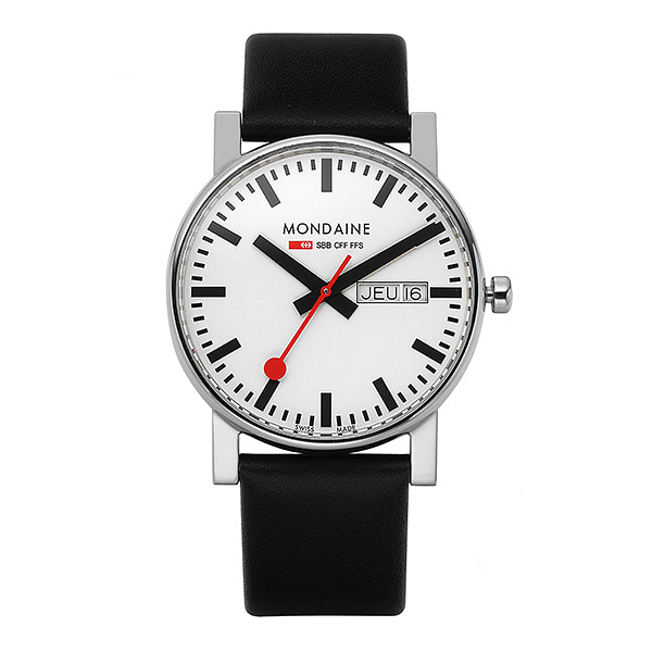 [몬데인시계 MONDAINE] A667.30344.11SBB / Evo Big Date 38mm