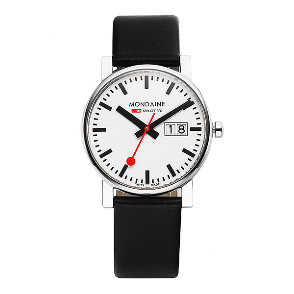 [몬데인시계 MONDAINE] A669.30300.11SBB / Evo Big Date 35mm