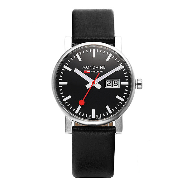 ★-) [몬데인시계 MONDAINE] A669.30300.14SBB / Evo Big Date 35mm