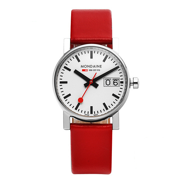 ★-) [몬데인시계 MONDAINE] A669.30305.11SBC / Evo Big Date 30mm