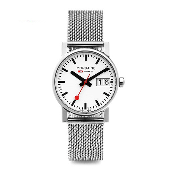 [몬데인시계 MONDAINE] A669.30305.11SBM 30mm / Evo 30 Big Date