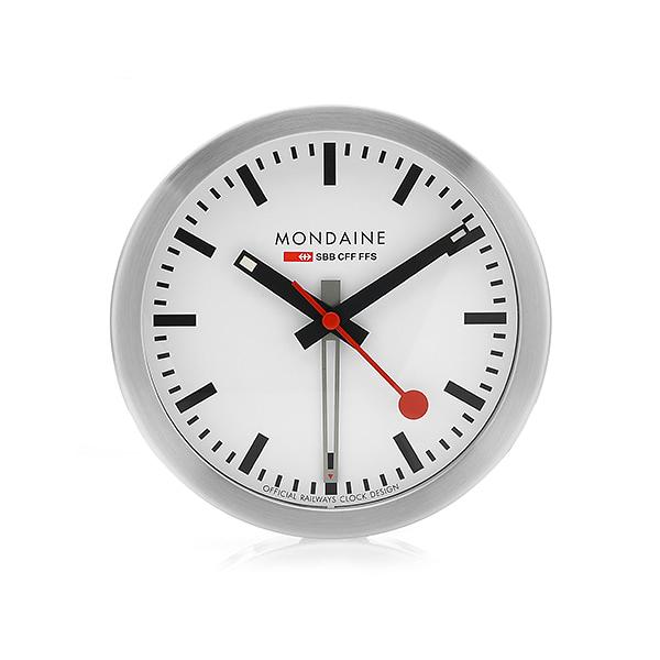 [몬데인시계 MONDAINE] A997.MCAL.16SBB / 미니 탁상시계 겸 벽시계 Mini Desk Clock