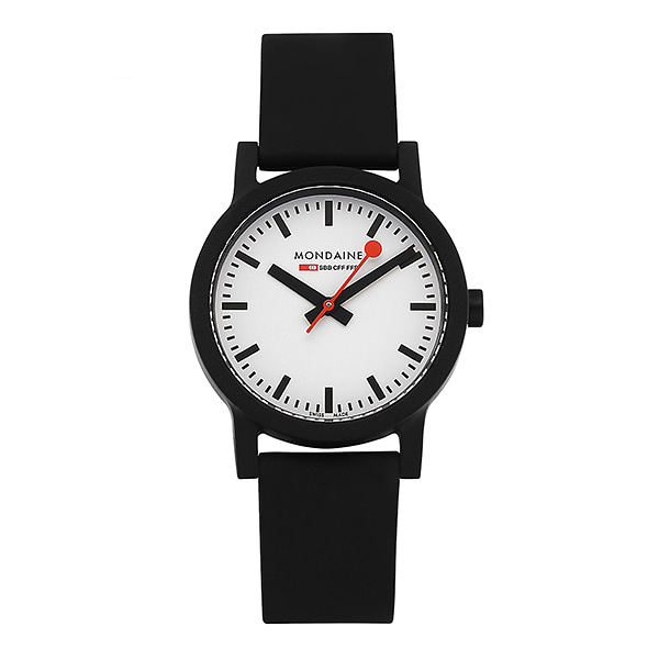 얼마줬스-) [몬데인시계 MONDAINE] MS1.32110.RB / Swiss Railways Essence 32mm